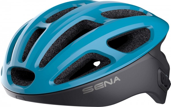 Sena Smart Cycling Helmet, R1, Ice Blue, L Size
