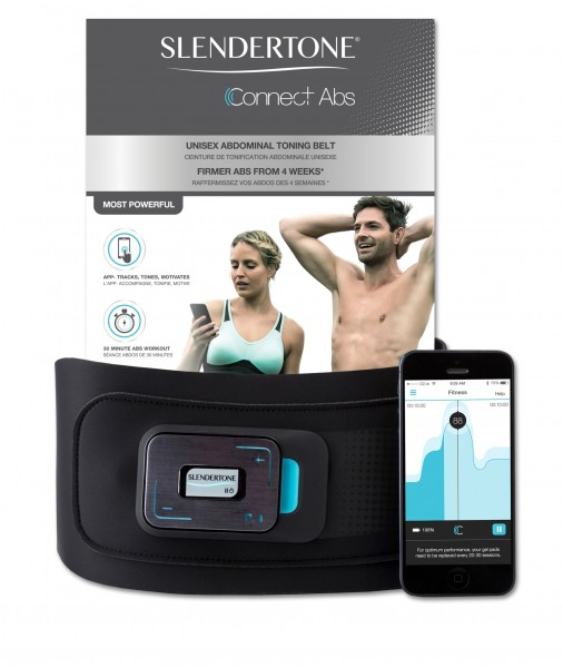 Connect Abs Bauchmuskeltrainer