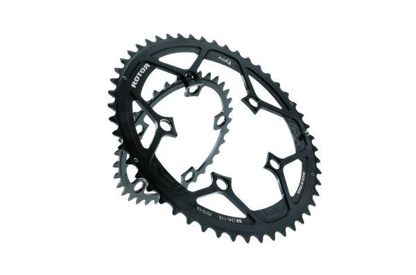 ROTOR R-Ring R38 110x5 black