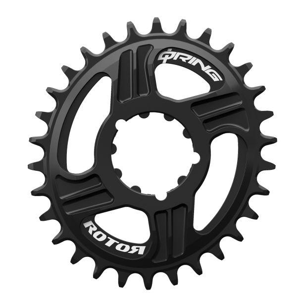 Direct Mount Q-Ring, 34 Zähne, 6mm Offset, für SRAM GXP Direktmontage
